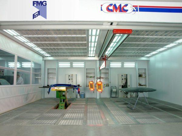 ZONA DE PREPARACION CMC